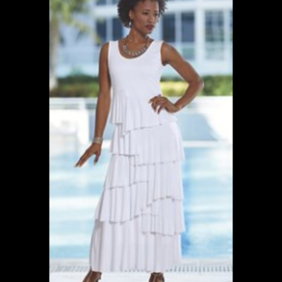 815d2546533a Ashro Dresses | Alecia Tiered Dress | Poshmark